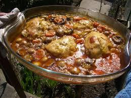 cuisine des balkans ragout au four à la mode des balkans paprikas iz rerne saveur