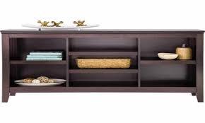Narrow Black Bookcase Furniture Horizontal Bookcase 40 Inch Wide Bookshelf