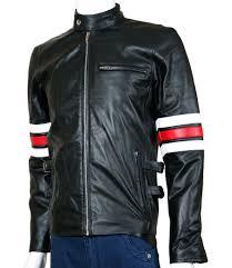 black leather motorcycle jacket men u0027s leather moto jackets leather jacket showroom