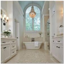 attractive bathroom crystal chandelier amazing luxury bathroom