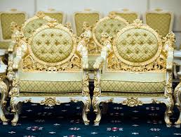 Luxury Chairs Luxury Chairs In Reception Room Stock Photo Image 13813210
