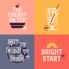 brand new new name logo and identity for giraffe world kitchen
