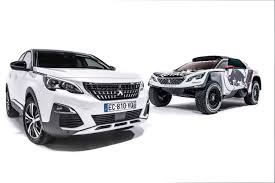 peugeot suv 2016 peugeot gears up for suv offensive at the 2016 paris motor show