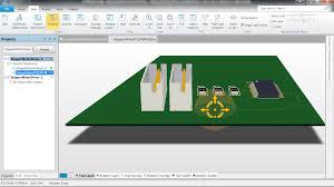 Home Business Of Pcb Cad Design Services by Solidworks Pcb 2017 Is A Unified Environment For Schematic U0026 Layout