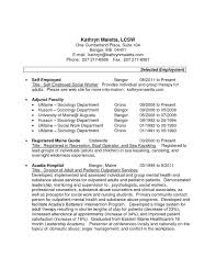 Resume Examples For Fast Food by Download Self Employed Resume Haadyaooverbayresort Com