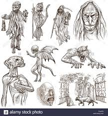 halloween monsters halloween monsters magic and fairy tales collection no 7 of