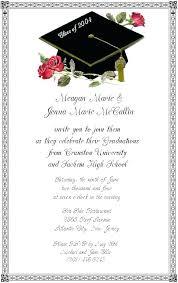 graduation party invitation wording design your own graduation invitations niengrangho info
