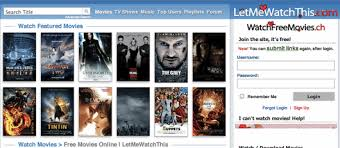 can you watch movies free online website top 10 websites to watch movies online for free without downloading