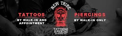 tattoo shop queen and bramalea new tribe toronto tattoo shop piercing studio toronto s best