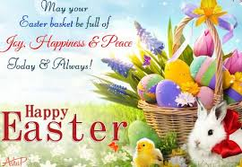 happy easter dear happy easter ute smile