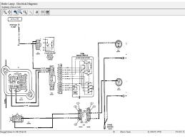 2003 chevy trailblazer tail light wiring diagram tamahuproject org