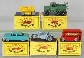 matchbox chevy van lloyd ralston toys