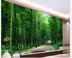 Home Decor Living Room Home Decor Living Room Natural Art Small Road Bamboo Forest