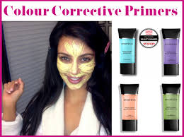 yellow primer a brit greek make up illusions face contouring sculpting priming