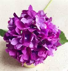hydrangeas flowers aliexpress buy 2017 new arrivals large hydrangea flowers