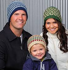 ravelry family hats pattern by margret willson