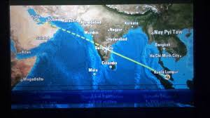 Virgin Atlantic Route Map by Aviation Shortie Qatar Airways Kuala Lumpur To Doha