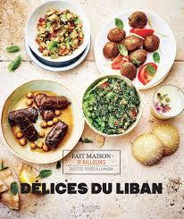 cuisine libanaise livre livre délices du liban barakat nuq hachette pratique