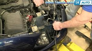 how to install repair replace radiator cooling fan dodge intrepid