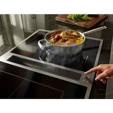 36 Induction Cooktop With Downdraft Jenn Air Jid4436es 36