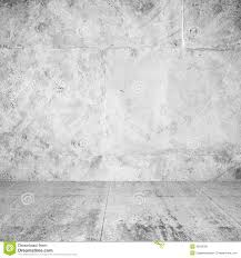 Interior Concrete Walls by Abstract Interior Of Empty Room With White Walls Stock Photo