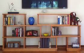 bookshelf amazing long low bookshelf enchanting long low