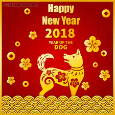 lunar new year photo cards new year greeting cards for 2018