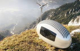 to hatch ecocapsule as low energy house