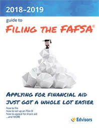 free download filing the fafsa guide 2018 2019 edvisors