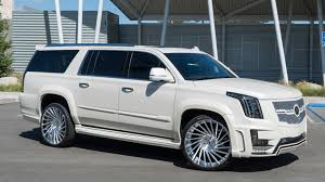 lexus forgiato dub magazine escalade on 26 inch forgiato wheels