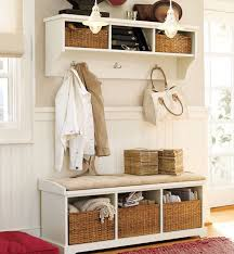 Entryway Cubbie Shelf With Coat Hooks 8 Welcoming Entryway Benches That Maximize Storage Space