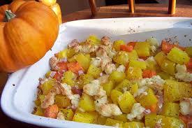 cuisine citrouille gratin de citrouille et patate douce pour le festiwal dyni la