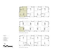 multi unit floor plans live work frozen music studio