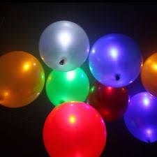 Lighted Balloons Light Up Balloons Ebay