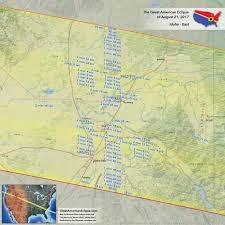 Map Of Boise Idaho Idaho Eclipse U2014 Total Solar Eclipse Of Aug 21 2017