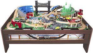 Thomas Train Table Plans Free by Imaginarium Metro Line Train Table Toys