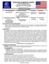 Military To Civilian Resume Examples by Veterans Resume Service Vosvete Sample Resume Format 10174 Plgsa Org