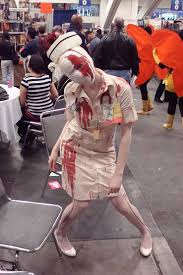 scariest costumes oh silent hill on 9gag seasonal silent