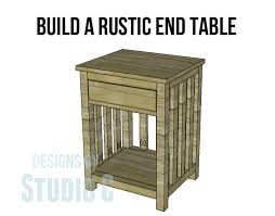 Build A Cheap End Table by Top 25 Best End Table Plans Ideas On Pinterest Coffee And End