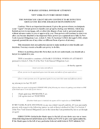 Durable Power Attorney by 9 State Of Ohio Financial Power Of Attorney Form Attorney
