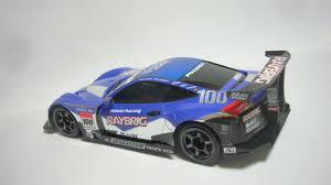 cars honda racing hsv 010 kyosho mini z asc raybrig hsv 010 2010 youtube