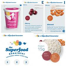 Friendship Cottage Cheese Nutrition by Learning About Theoriginalsuperfood And A Chocolate Cherry Almond