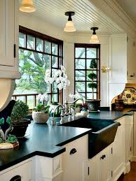 Kitchen Windows Decorating Astounding Kitchen Bay Window Decorating Ideas Home Interior Of