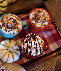 thanksgiving coffee bar 3 fall creamers a southern discourse