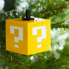 build your own lego ornaments impress your friends