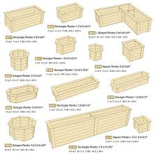 wooden box garden ideas photograph flower box plans gard