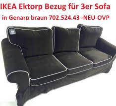 bezug ikea sofa bezug ikea genarp für ektorp 3er sofa neu ovp 702 524 43 in berlin