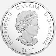 2017 20 glistening north the polar bear pure silver coin