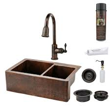 Kitchen Sink Set by Oil Rubbed Bronze Farmhouse U0026 Apron Kitchen Sinks Kitchen