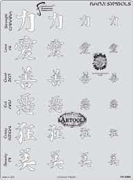 buy artool freehand airbrush templates kanji master tsunami in